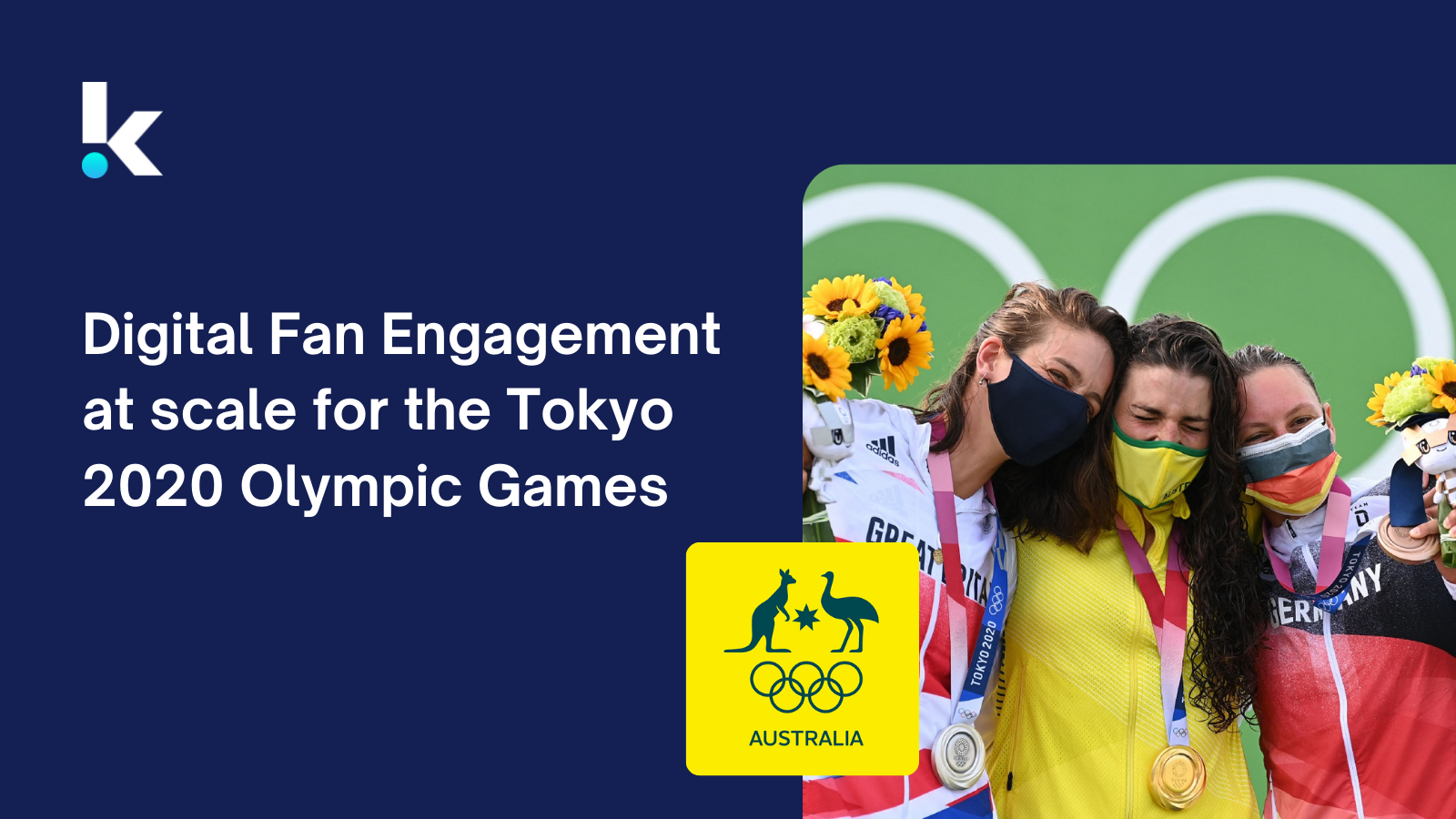 Digital Fan Engagement at scale for the Tokyo 2020 Olympic Games - Josh copy